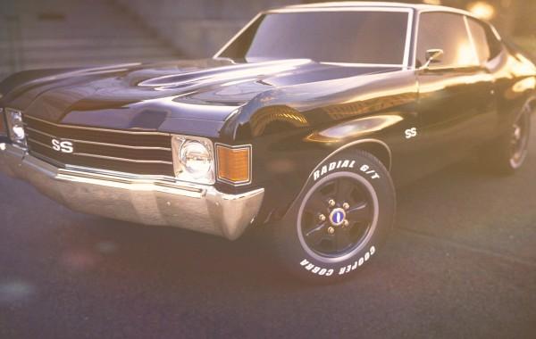 1972 CHEVELLE SUPER SPORT MODEL