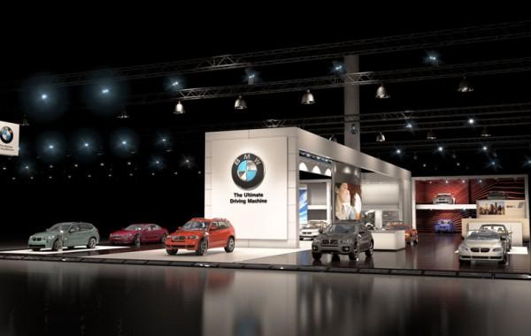 BMW L.A. AUTO SHOW