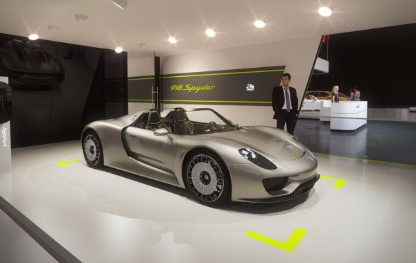 PORSCHE – NEW YORK INTERNATIONAL AUTO SHOW