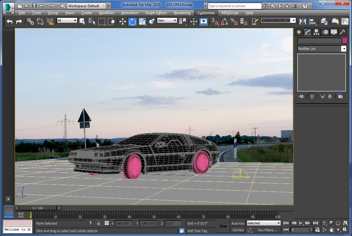 Intro to Photo-real Rendering with 3DS Max and Mental Ray